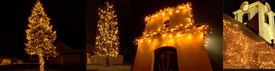 Weihnachtsbeleuchtung Aussen Motive.Weihnachtsbeleuchtung Für Städte Und Gemeinden