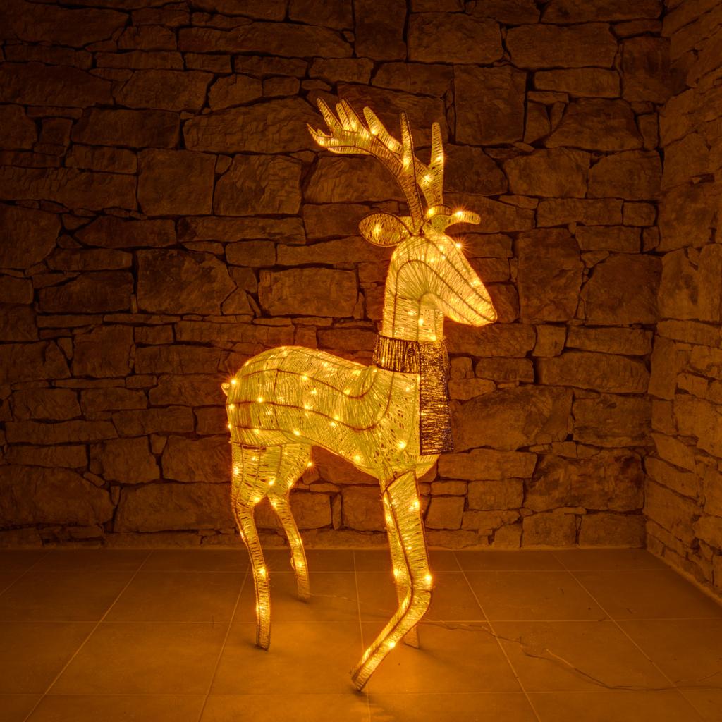 Weihnachtsbeleuchtung Figuren Led.Weihnachtsbeleuchtung Aussen Figuren Von Decoled