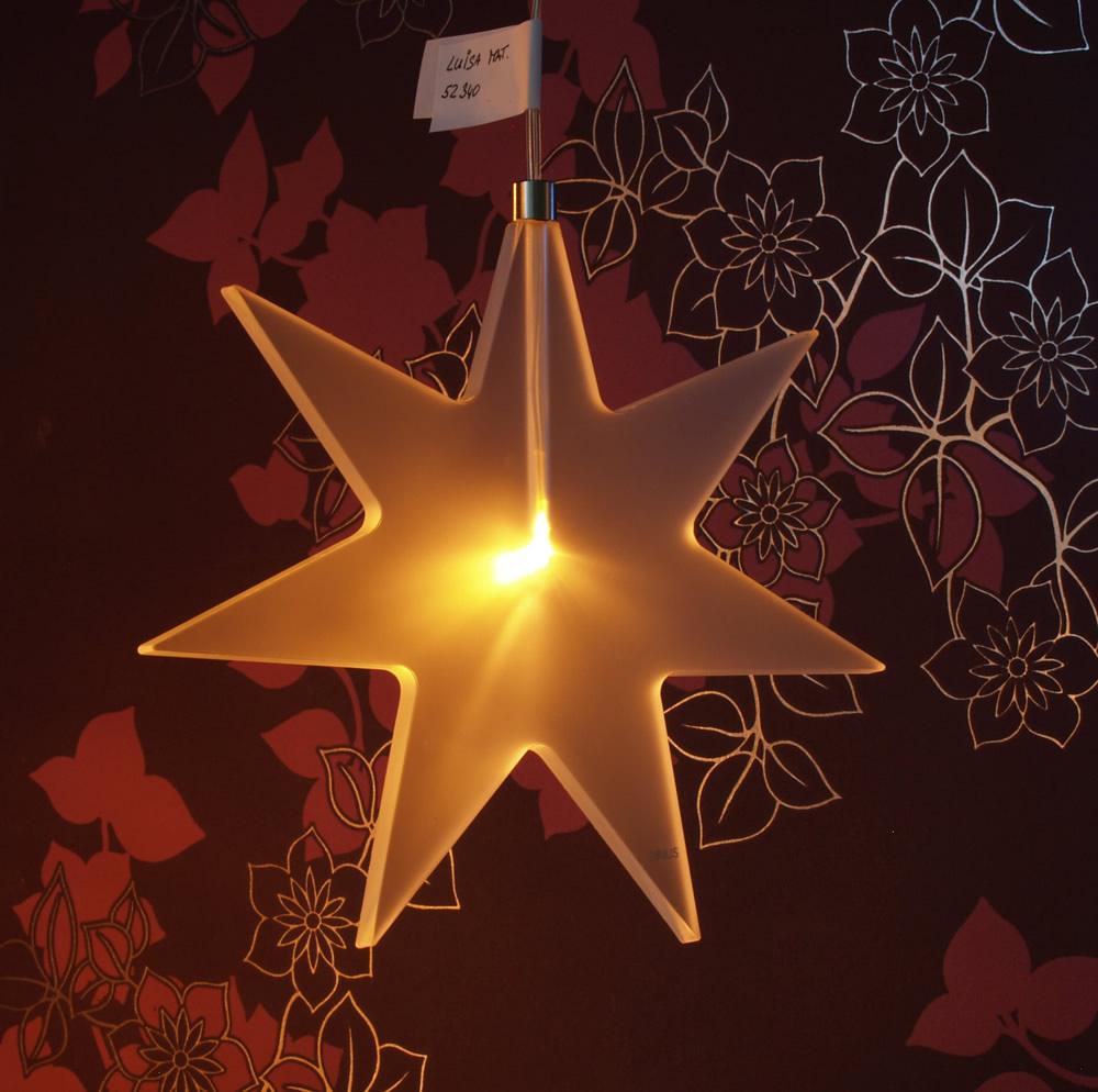 Weihnachtsdeko Led Fenster.Led Weihnachtsstern Sirius Für Fenster Deco Led De