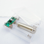 Lichterkette innen mit batterie und timer von deco - Weihnachtsbeleuchtung mit batterie und timer ...